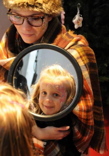 Maquillage enfant Nöel