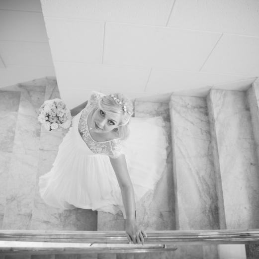 Wedding mariée Ile de Bendor dans le Var