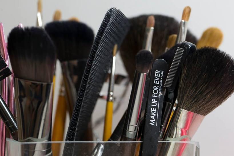 Pinceaux de maquillage professionnels