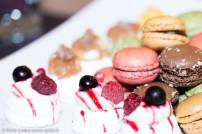 Meringues et macarons tout mignon - Make Up Party