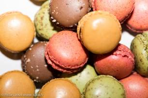 Mignons macarons - Make Up Party