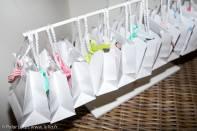 Jolis petits sacs cadeaux pour les invités - Make Up Party