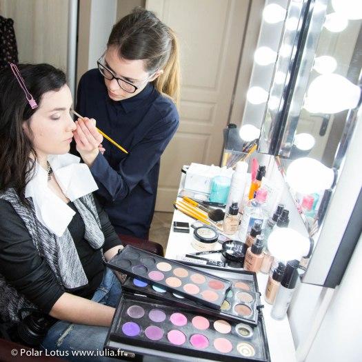 Maquillage MAKE UP PARTY à Hyères