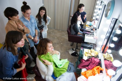 Maquillage & Atelier de colorimétrie MAKE UP PARTY à Hyères