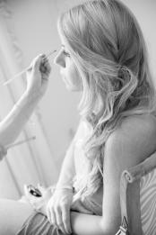 Maquillage témoin d'honneur Ile de Bendor dans le Var