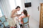Maquillage demoiselle d'honneur Ile de Bendor dans le Var